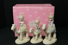 """Precious Moments figurine """"They Followed the Star"""" with box"""