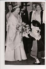 Photo Card Queen Elisabeth the Queen Mother