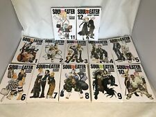 Soul Eater  Atsushi Ohkubo Book 4,6 ,7,8,9,10, And 11  Now AvailableYou Choose
