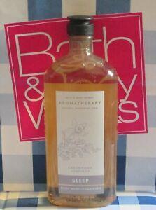 Bath & Body Works Body Wash Aromatherapy Sleep Cedarwood & Vanilla 10 oz./295ml