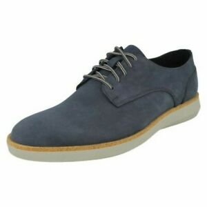 Mens Clarks Light Weight Casual Shoes Fairford Run