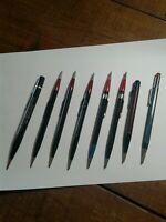 8 VINTAGE AUTOPOINT MECHANICAL PENCILS IN GOOD USED CONDITION SOME WITH...