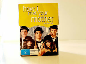 How I Met Your Mother Season 1-5 Box Set Includes All DVD's