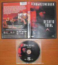 Desafío Total [desafio] (Recall) [DVD] Paul Verhoeven, Arnold Schwarzenegger