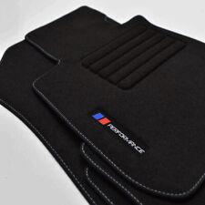Velours Logo PB Performance Fußmatten für BMW 2er Cabrio F23 ab Bj.11/2013