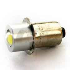 1W LED Torch Camp Light Bulb 18V for Bosch Roybi Milwaukee