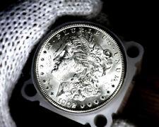 1902-o Blast White Unc Morgan Silver Dollar from a Original Roll Will Grade Out