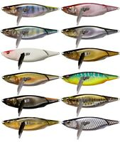 Megabass i-WING 135 Winged Topwater Lure Bass, Muskie, & Murray Cod Surface Lure