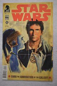 "Dark Horse Comics STAR WARS #1 ""Rebel Heist"""