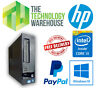 HP Pro 3300 PC - Cheap Fast Computer with Intel i3 CPU Fast SSD & Windows 10 Pro