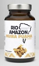 Rio Amazon Muira Puama 5:1 extract 500mg vegicaps (90) BBE 08/20