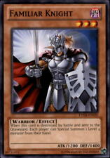 2010 Yu-Gi-Oh Duelist Kaiba Unlimited #DPKBEN020 Familiar Knight C