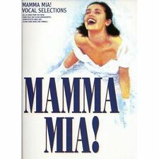 Abba: Mamma Mia! - Vocal Selections. Sheet Music for Piano, Vocal & Guitar(with