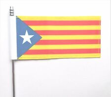 ESPAÑA CATALUÑA ESTELADA solitario estrellas SEPARATISTS Ultimate Mesa Bandera