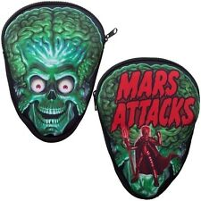 Kreepsville Mars Attacks Trooper Pouch Bag NEW Martian Alien Horror Movie Brain