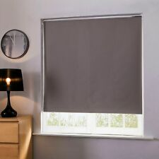 Easy to Change UV Resistant 100 Thermal Blackout Roller Blind Blinds Home...