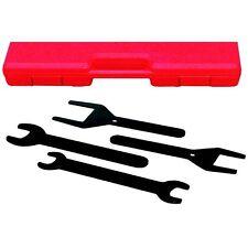 AmPro 4pc Fan Clutch Wrench Set T75512