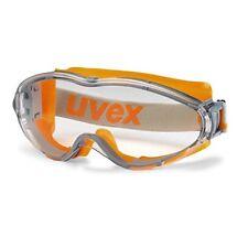 uvex Ultrasonic Vollsichtbrille - Orange-grau