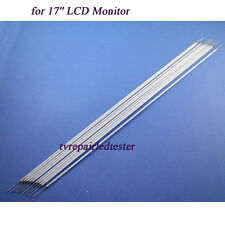 10Pcs 347mm*2.4mm CCFL Backlight Lamps Highlight for 17'' LCD Monitor New