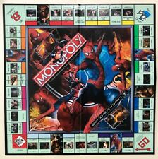 Monopoly 2006 Spider-Man Edition Replacement Board (Game Board Only)