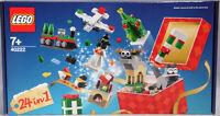 LEGO 40222 Weihnachtlicher Bauspaß 24 in 1 Exclusiv von 2016 RAR NEU NEW