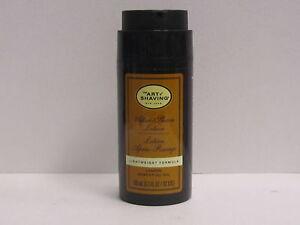 The Art Of Shaving After Shave Lotion Lemon Essential Oil 3.3 oz