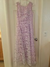 Gown Long Dress PELICANA Size L Formal Party Prom Wedding Women Ladies