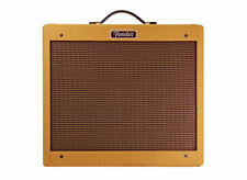 Fender Blues Junior Lacquered Tweed 15 Watt Tubes E-Guitar Amps