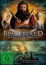 BLACKBEARD - SCHRECKEN DER MEERE - MACFADYEN,ANGUS/CASTAIN,JESSICA/+   DVD NEU
