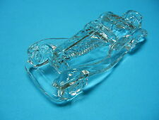 MERCEDES GLASS CRYSTAL CAR IN EXCELLENT SHAPE