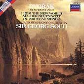 Dvorak: Symphony No. 9 (CD, Feb-1984, London)