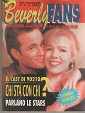 BEVERLY FANS  N. 5   beverly hills 90210 comics fanzine