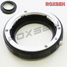 Nueva Macro Nikon Montura F Af Lente M42 de cámara SLR de montaje de tornillo Adaptador Zenit M42