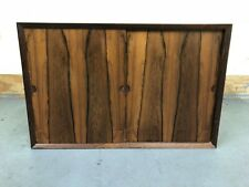Poul Cadovius Mid Century Modern Vintage Rosewood Cabinet Wall Unit
