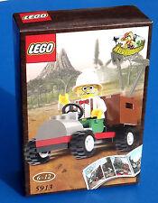 Lego Set 5913 Dino Dr. Lightning Adventures NEU ungeöffnet SAMMLER
