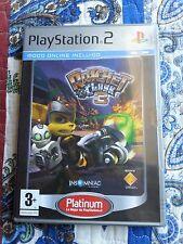 JUEGO DE PS2 RATCHET Y CLANK 3 COMPLETO PAL