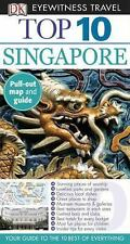 NEW - Top 10 Singapore (Eyewitness Top 10 Travel Guide)