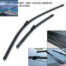 "Ford Fiesta 2008-2017 BRAND NEW FRONT WINDSCREEN WIPER BLADES 26""16"" UK"