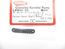 KYOSHO LAW44-03 Carbon Saver Shaft Brace LAZER ZX-5 FS2
