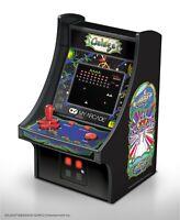 My Arcade Micro Player Mini Arcade Machine: Galaga Video Game Fully Playable NEW