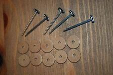 Gelenksatz f.Teddybären / Künstlerbären, 10 mm Gelenkscheiben (Pappscheiben)