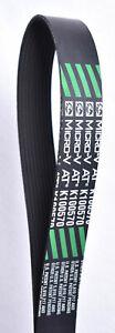 Gates Green Stripe Micro-V AT Serpentine Belt  K100570