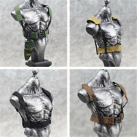 """1/6 Scale Strap Vest Belt for 12"""" Action figure Toys Soldier Military Accessory"""