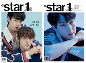 At style @Star1 Korea Magazine Book 2021 July NCT Doyoung Jungwoo Monsta X Photo
