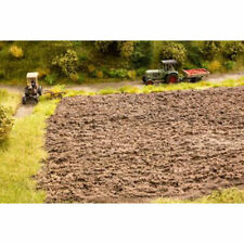 Noch 07450 Arable Land With Grass Tufts 21cm X 19cm 00/h0 Model Railway