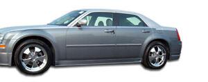 05-10 Chrysler 300 VIP Duraflex Side Skirts Body Kit!!! 103323