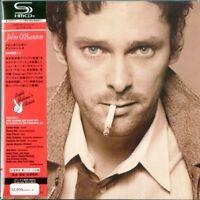 JOHN O'BANION-DANGER +4-JAPAN MINI LP SHM-CD BONUS TRACK F83