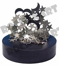 Cosmic Magnetic Sculpture Moons & Stars Fidget Desk Art Sculpture Toy 7+ RM1941