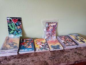 HUGE Lot of 258 Comic Books Marvel~DC~Indy~Superman~X-Men~Harley Quinn~GI Joe