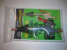 "Qwik Nozzle Line Set Flush Tool w/Squeeze Handle 1/4"" Flare Fitting -QT1106 -USA"